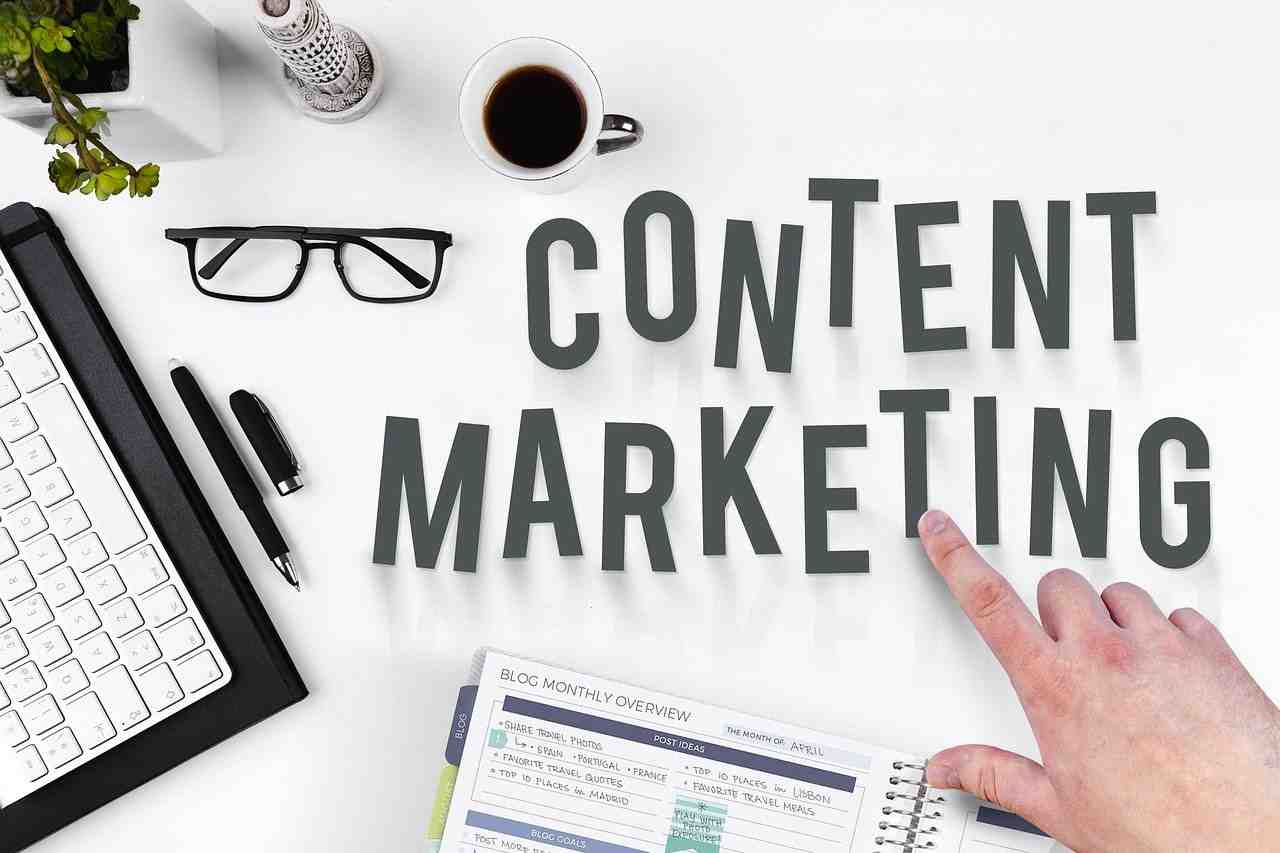 What is content creation strategy?